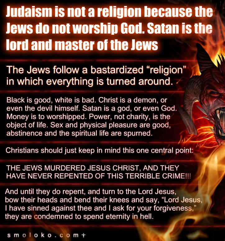 JudaismIsSatanicMeme2