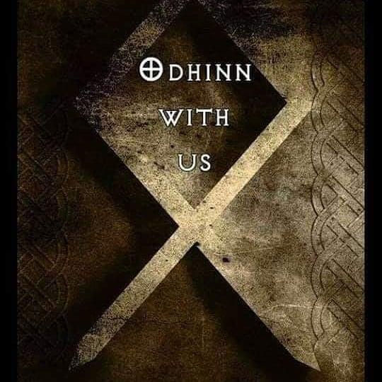 odhinn with us