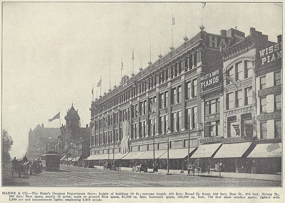 Hahne Building 1908